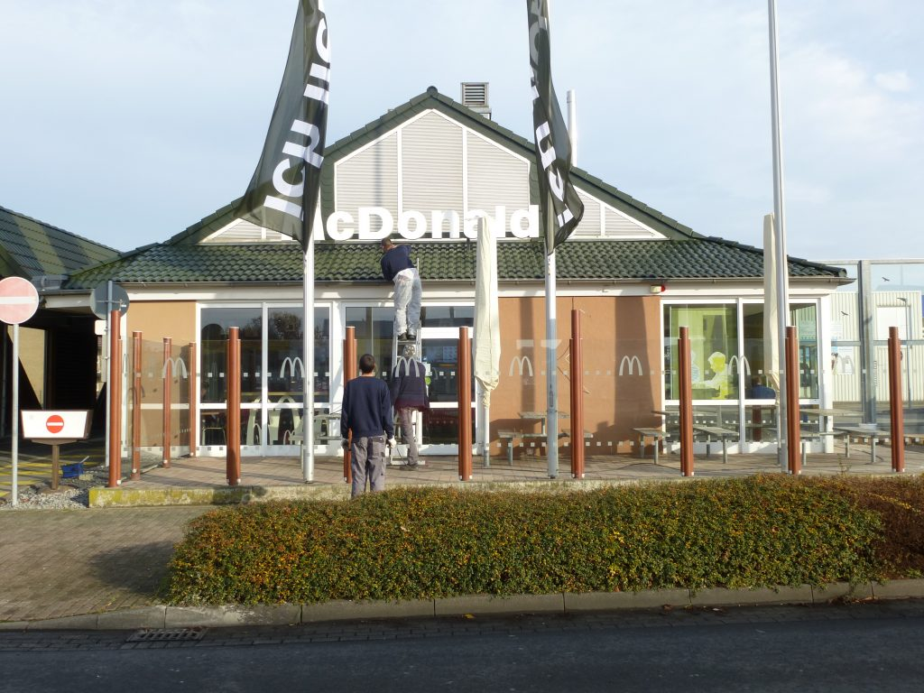 McDonald's in Bergheim